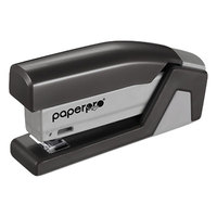 PaperPro 1752 inVOLVE 20 Sheet Black and Gray Eco-Friendly Compact Stapler