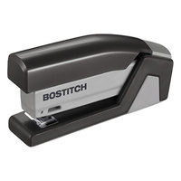 Bostitch PaperPro 1752 inVOLVE 20 Sheet Black and Gray Eco-Friendly Compact Stapler