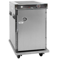 Cres Cor H-339-188-CZ Correctional Insulated Half Height Aluminum Holding Cabinet - 120V, 900W