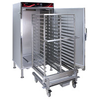 Cres Cor RH-1332-D Insulated Full Height Stainless Steel Roll-In Holding Cabinet - 208V, 3000W