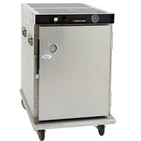 Cres Cor H-339-188C Insulated Aluminum Half Height Holding Cabinet - 120V, 900W