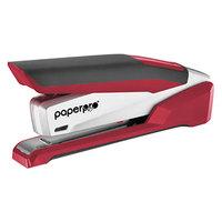 PaperPro 1117 inPOWER+ 28 Sheet Red and Silver Desktop Stapler