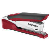 Bostitch PaperPro 1117 inPOWER+ 28 Sheet Red and Silver Desktop Stapler