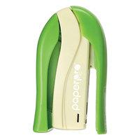 PaperPro 1453 inSHAPE 15 Sheet Green Compact Stapler