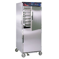 Cres Cor H-138-WS-1834D AquaTemp Insulated Full Height Stainless Steel Holding Cabinet - 120V, 2000W