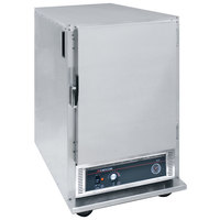 Cres Cor H-135-SUA-6 Insulated Half Height Stainless Steel Holding Cabinet - 120V, 1500W