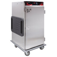 Cres Cor H-137-SUA-9D-SD Insulated 3/4 Height Stainless Steel Super-Duty Holding Cabinet - 120V, 1500W