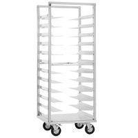 Cres Cor 207-UA-12-Z 12 Pan End Load Universal Correctional Aluminum Refrigerator Rack - Assembled
