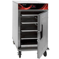 Cres Cor 1000-HH-SS-SPLIT-DE Insulated Half Height Holding Cabinet with Standard Controls - 120V, 900W