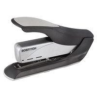 Bostitch PaperPro 1210 inHANCE+ 65 Sheet Black and Silver Heavy-Duty Stapler
