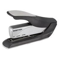 Bostitch PaperPro 1210 inHANCE+ 65 Sheet Black and Silver Heavy-Duty Stapler