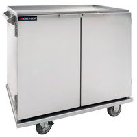 Cres Cor 101-172A Enclosed In-Suite Service Cart with Three Shelves