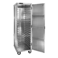 Cres Cor 101-1820-DSD Aluminum 20 Pan End Load Super-Duty Enclosed Non-Insulated Bun / Sheet Pan Rack - Assembled