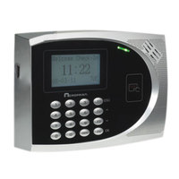 Acroprint 010249000 TimeQPlus Automatic Proximity Badge Attendance System