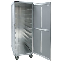 Cres Cor 101-1418-20 Aluminum 20 Tray Meal Delivery Cart