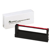 Acroprint 390129000 Red / Black ES1000 Electric Payroll Recorder Ribbon