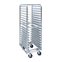 Cres Cor 273-65-12/1818 18 Pan End Load Roll-In Refrigerator Rack - Assembled