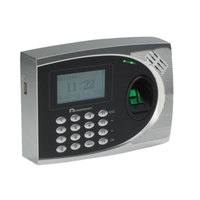 Acroprint 010250000 TimeQPlus Automatic Biometric Fingerprint Attendance System