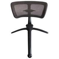 Alera ALEEQHR18 EQ Series Black Mesh Headrest