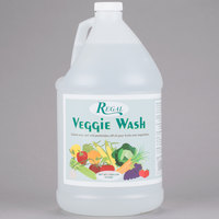 Regal Foods Veggie Wash - Fruit and Vegetable Wash - 1 Gallon Container