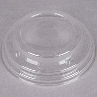 WNA Comet LDCC Low Dome Lid for Classic Crystal Cups - 600/Case