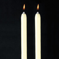 Will &; Baumer 8 inch Ivory Chace Candle - 2/Pack