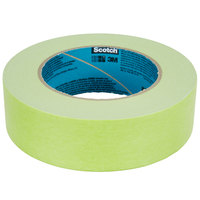 3M 2060-36A Scotch® 1 7/16 inch x 60 Yards Green Masking Tape