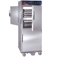 Cres Cor CO-151-FPW-UA-12DE Pass-Through Roast-N-Hold Convection Oven with Standard Controls and AquaTemp System - 240V, 1 Phase, 8000W