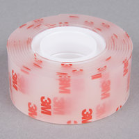 3M 4010 Scotch® 1 inch x 60 inch Clear Indoor Mounting Tape