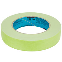 3M 2060-24A Scotch® 1 inch x 60 Yards Green Masking Tape