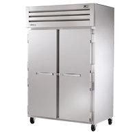 True STA2F-2S Specification Series Two Solid Door Reach In Freezer