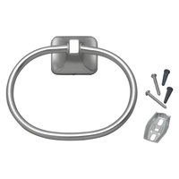 Advance Tabco A-15 Towel Ring with Chrome Finish