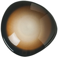 World Tableware PEB-12-T Pebblebrook 13.875 oz. Tiger Organic Porcelain Bowl - 12/Case