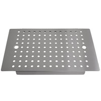 Advance Tabco A-1 Perforated Sink Bowl Cover