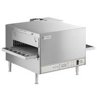 Lincoln V2502/1353 31 inch Ventless Single Belt Digital Impinger Countertop Conveyor Oven - 240V, 6 kW