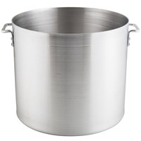 Choice 100 Qt. Standard Weight Aluminum Stock Pot