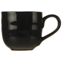 World Tableware PEB-15-T Pebblebrook 11.625 oz. Tiger Organic Porcelain Mug - 12/Case