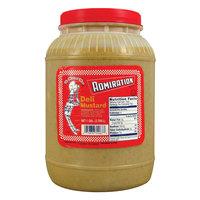 Admiration Deli Mustard 1 Gallon Containers - 4/Case