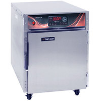 Cres Cor CO-151-XUA-5DX Roast-N-Hold Undercounter Convection Oven with Deluxe Controls and Universal Angles - 120V, 2000W