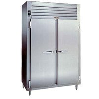 Traulsen RHT232WUT-FHS Stainless Steel 51.6 Cu. Ft. Two Section Reach In Refrigerator - Specification Line
