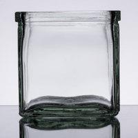 "Cal-Mil C4X4GLCN Replacement 4"" Glass Jar for Displays"