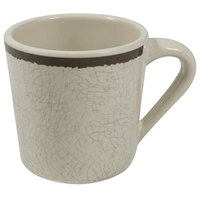 Elite Global Solutions DC Mojave Vintage California 10 oz. Vanilla Mug   - 6/Case