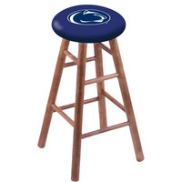 Holland Bar Stool RC30MSMedPennSt Penn State University Wood Bar Stool with Medium Finish