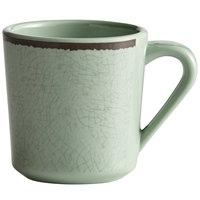 Elite Global Solutions DC Mojave Vintage California 10 oz. Hemlock Mug - 6/Case