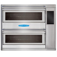 TurboChef HHD95001 Double Batch Ventless High Speed Countertop Oven - 1.18 Cu. Ft. - 208/240V, 10720/12480W