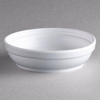 Dart 5B20 5 oz. Insulated White Foam Bowl - 1000/Case