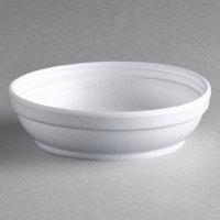 Dart Solo 5B20 5 oz. Insulated White Foam Bowl - 1000/Case