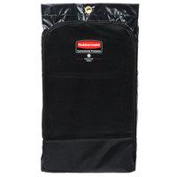 Rubbermaid 1966720 Executive 24 Gallon Black Vinyl Janitor Cart Bag
