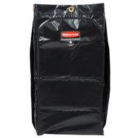 Rubbermaid 1966886 Executive 34 Gallon Black High Capacity Vinyl Janitor Cart Bag