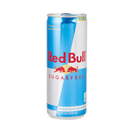 Red Bull 8.4 oz. Can Sugar Free Energy Drink - 24/Case